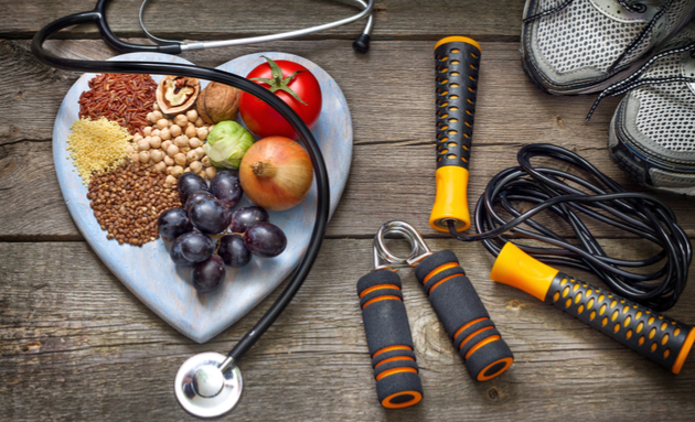Healthy lifestyle for Diabetes