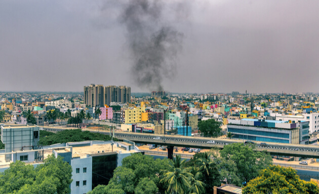Protect yourself from air pollution