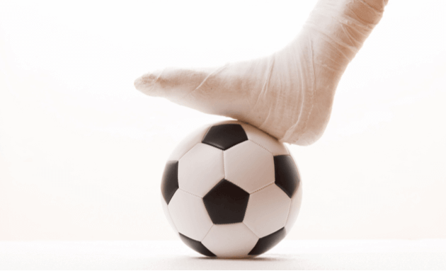 Football-Fracture