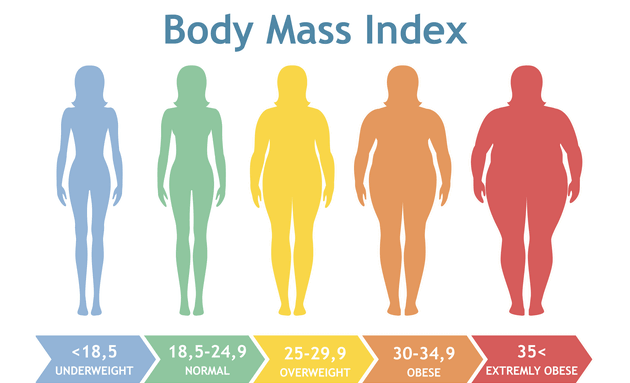Calculate-your-body-mass-index