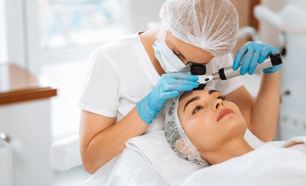 Treating-acne
