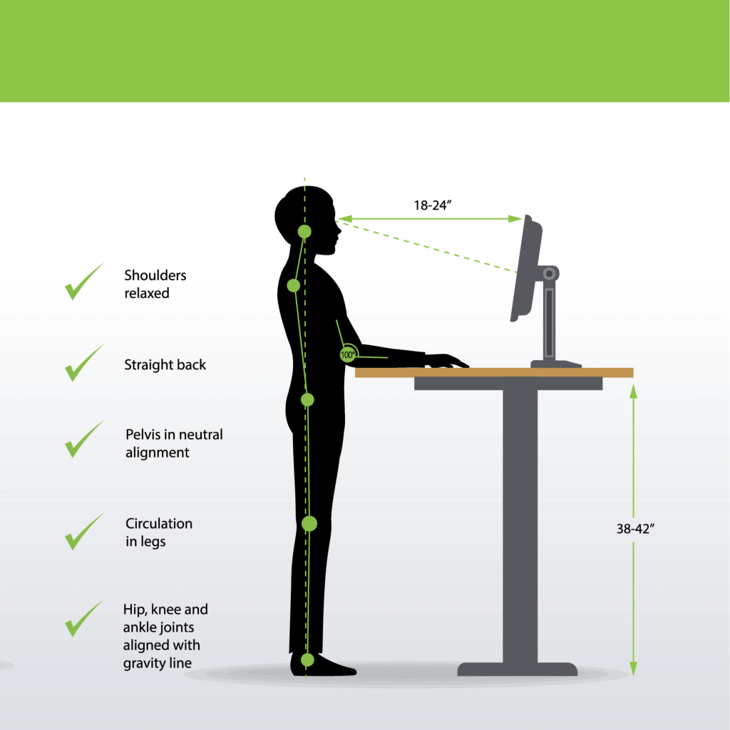 The-right-standing-posture