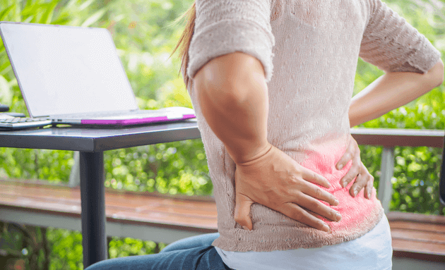 Say Goodbye to Your Chronic Back Pain?