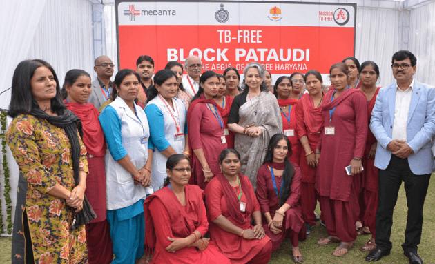 TB Free Pataudi
