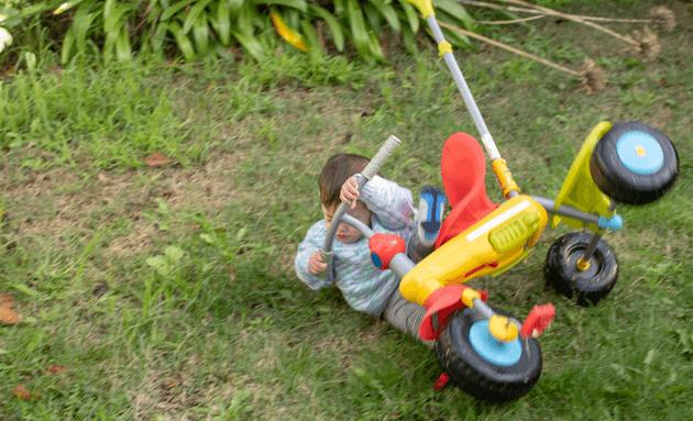 Pediatric-injury-falls