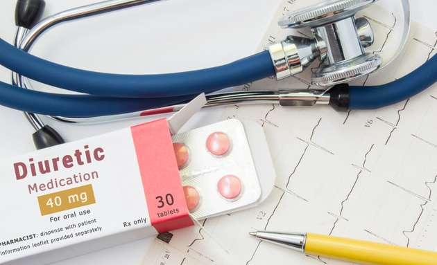 Diuretic-medications