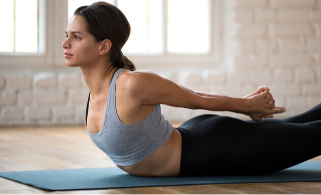 yoga-pose-woman
